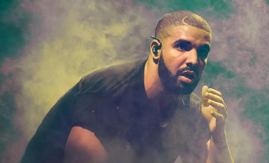 Drake enfumé