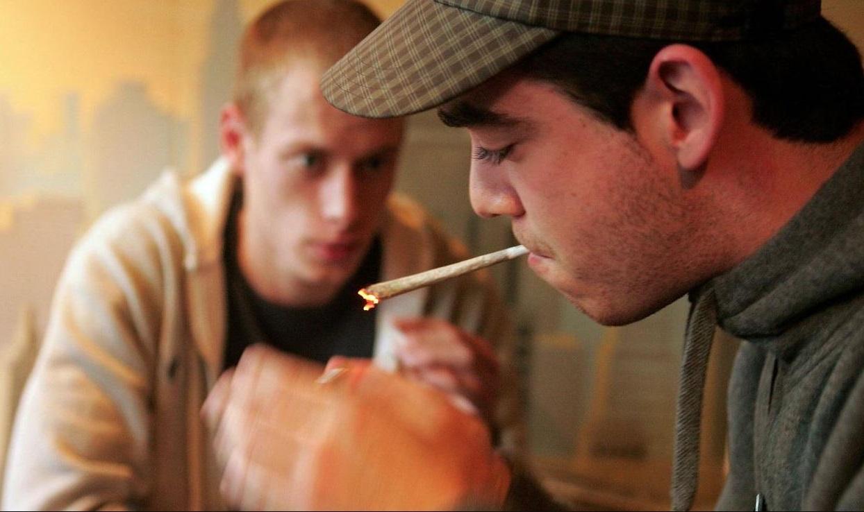 Joint de Cannabis