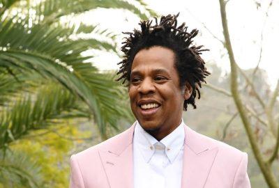 Jay-Z Monogram